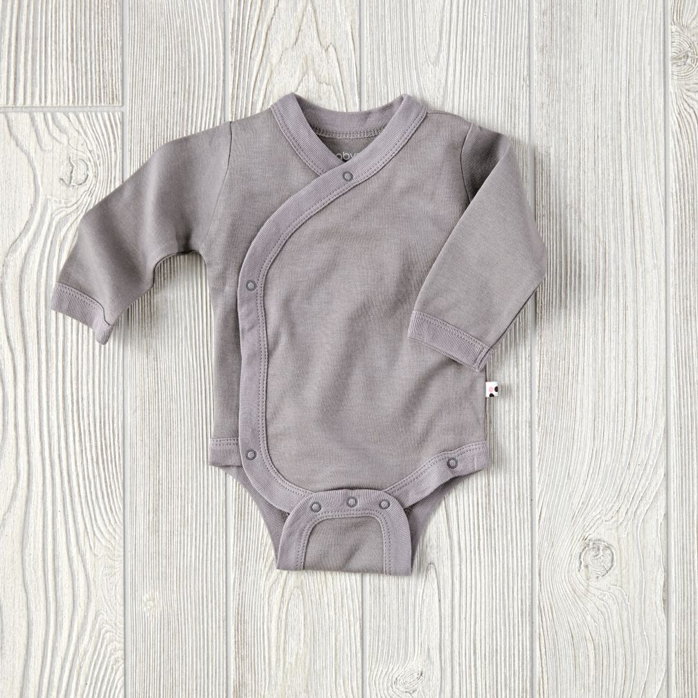 Babysoy One-Piece (Grey)