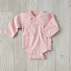 Pink 0-3 Months Babysoy One-Piece