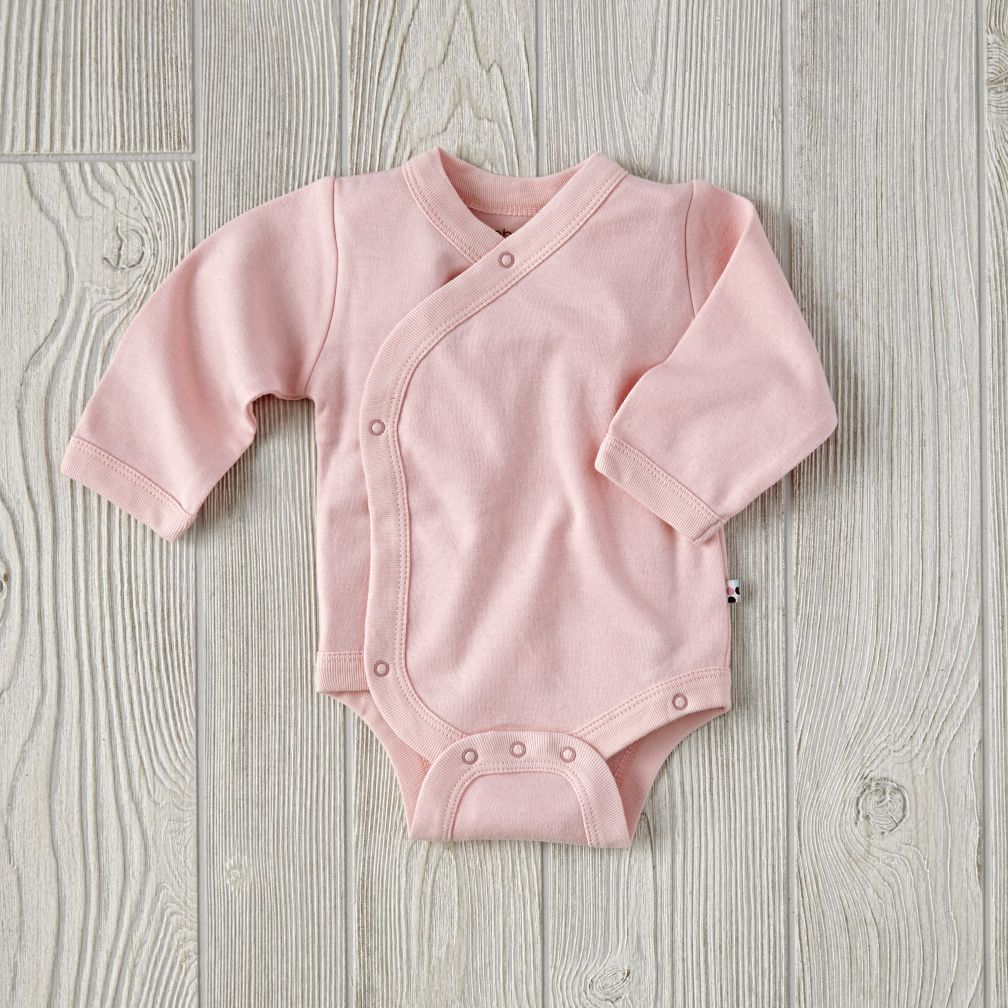 Babysoy One-Piece (Pink)