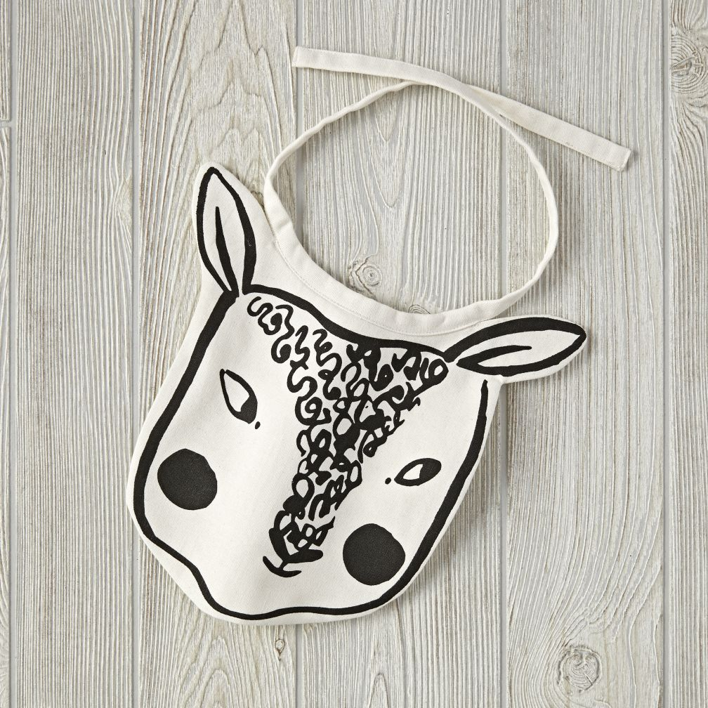 Farmland Bib (Natural Lamb)