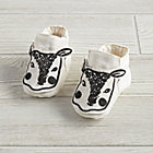 Natural Lamb 0-6 Months Farmland Booties