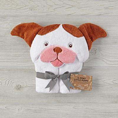 Little Golden Books Hooded Towel (Poky Little Puppy)