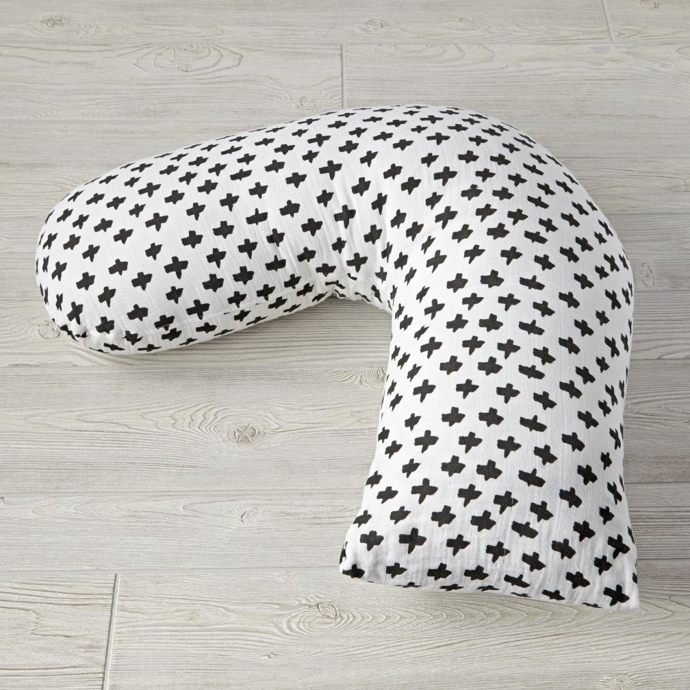 aden + anais Freehand Nursing Pillow