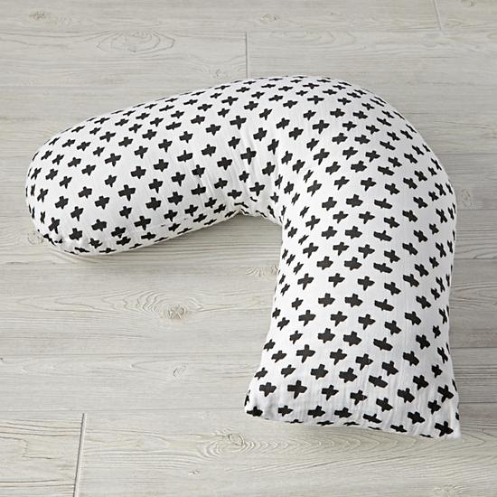 Aden + Anais Freehand Nursing Pillow | The Land of Nod