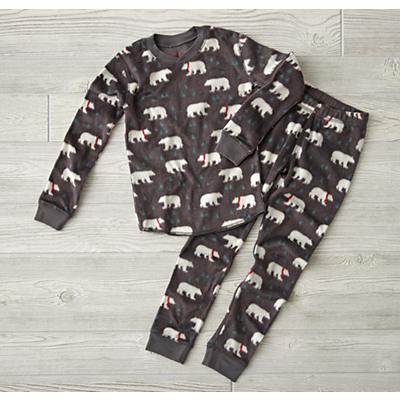 Apparel_PJ_Set_Fleece_Polar_Bear