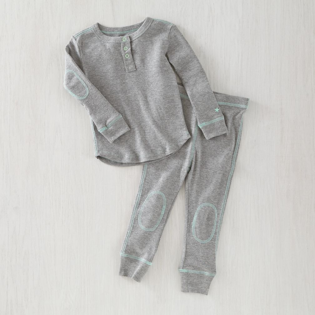 Sweet Dream Pajamas (Mint)