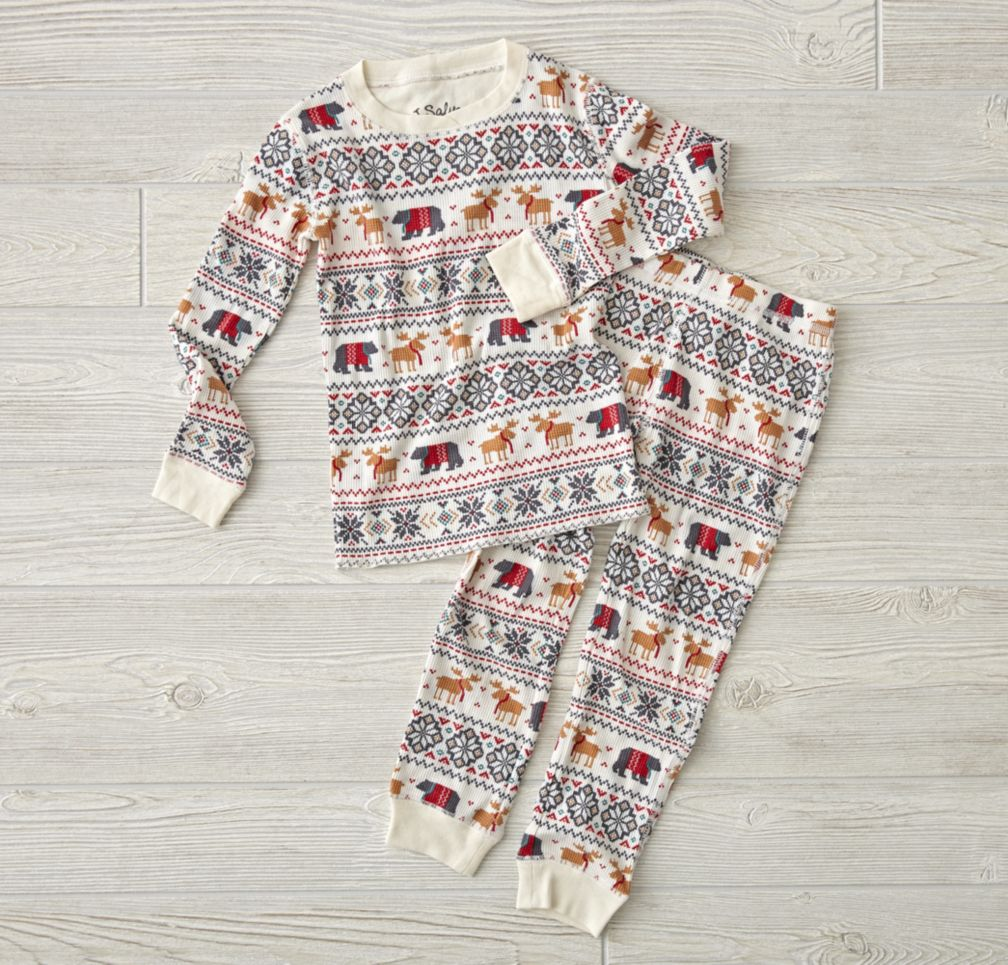 Moose Thermal Pajamas