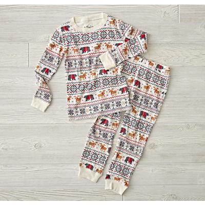 Moose Thermal Pajamas (4T)