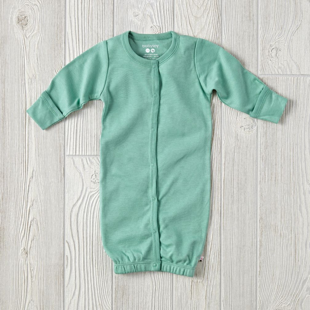 Babysoy Sleep Sack (Green)
