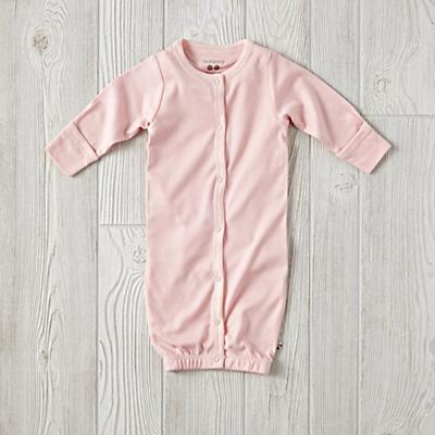 Babysoy Pink Gown (6-9 Months)