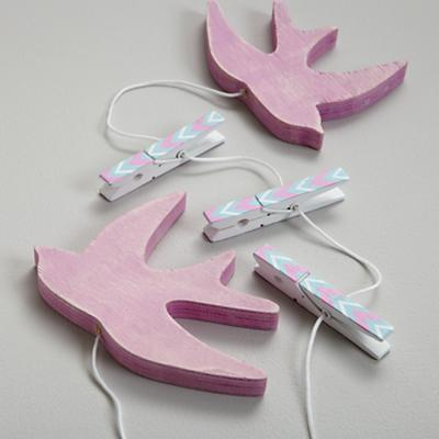 Crafty By Nature Art Clips (Birds)