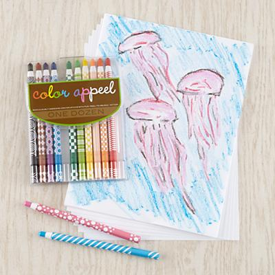 Color Apeel Crayons