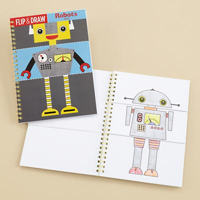 Flip and Draw (Robot)