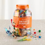 Artist's Surplus Jar