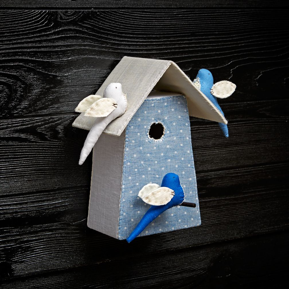 Large Bird House 2