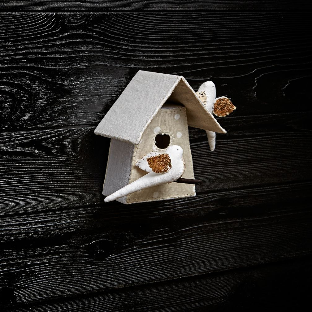 Medium Bird House 3