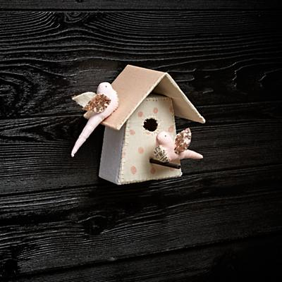 Medium Bird House 4