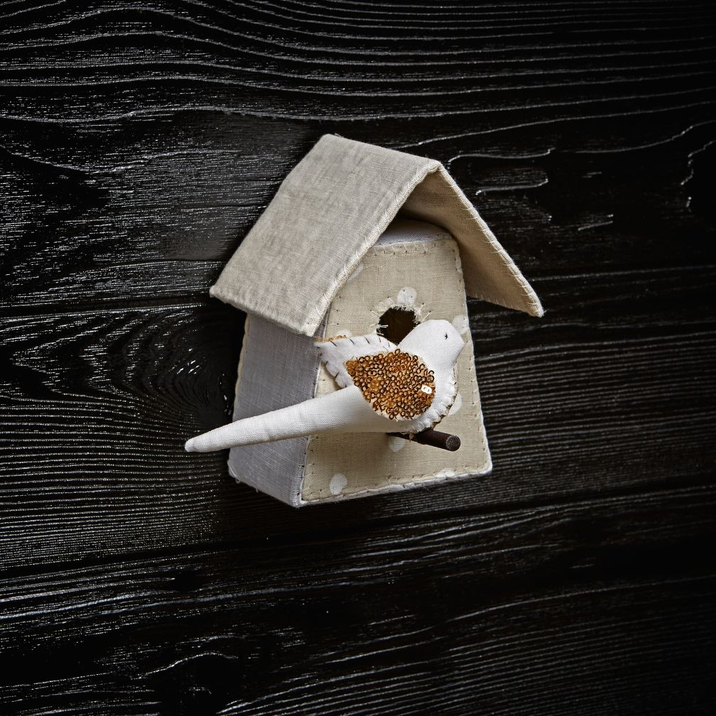 Small Bird House 1