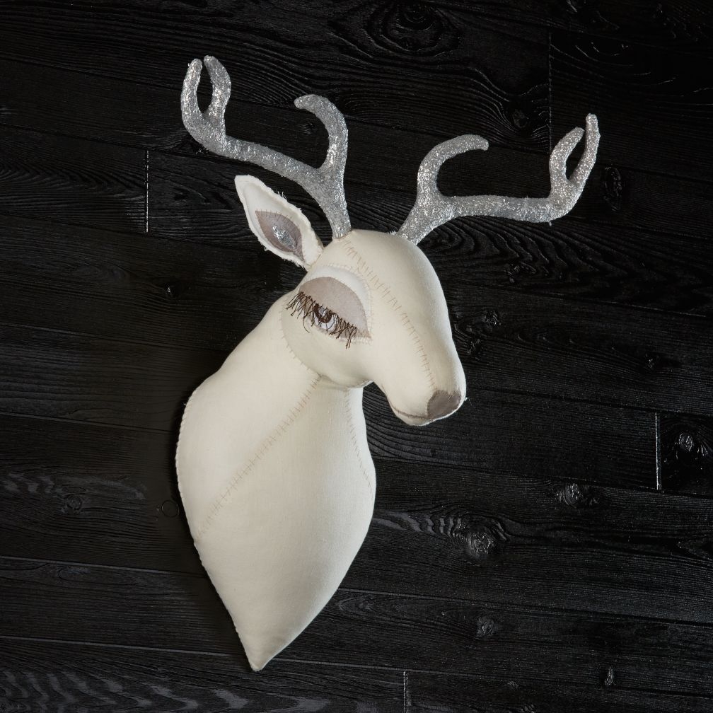 Deer Decor (Silver)