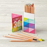Triangle Colored Pencils (Set of 36)