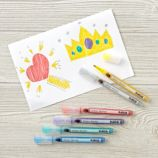 Glitter Markers (Set of 6)