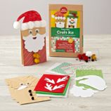 Merry Christmas! Paper Bag Craft