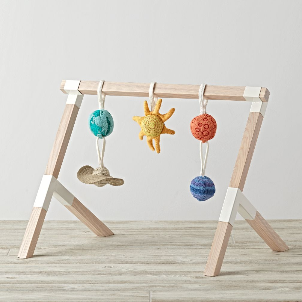 Wooden Baby Gym The Land Of Nod