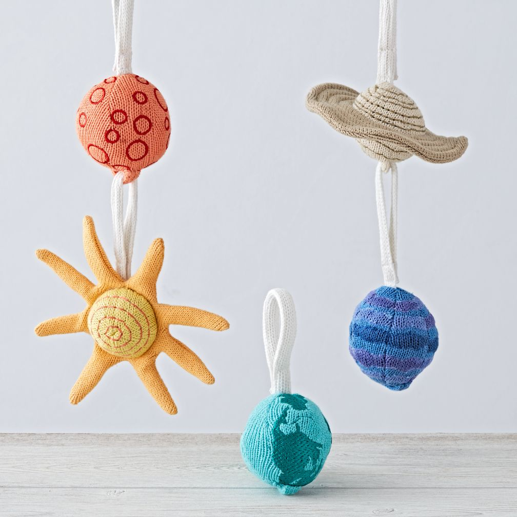 Playtime Anytime Solar System Rattles