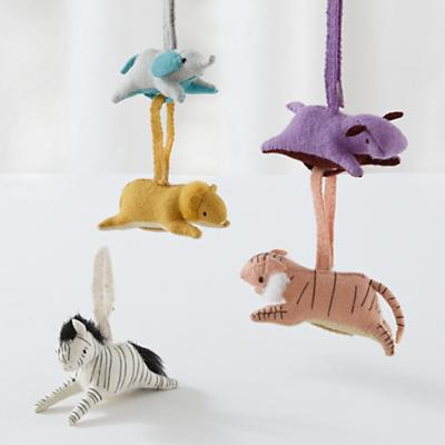 Playtime Anytime Animal Rattles (Set of 5)