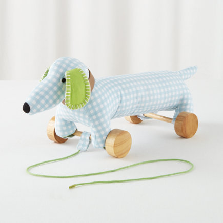 Pattern Pet Dog Pull Toy - Dog Patterned Pet Pull Toy