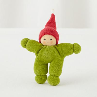 Gnewborn Gnome Rattle (Green)