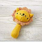 Lion Love Handle Rattle.