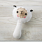 Sheep Love Handle Rattle.