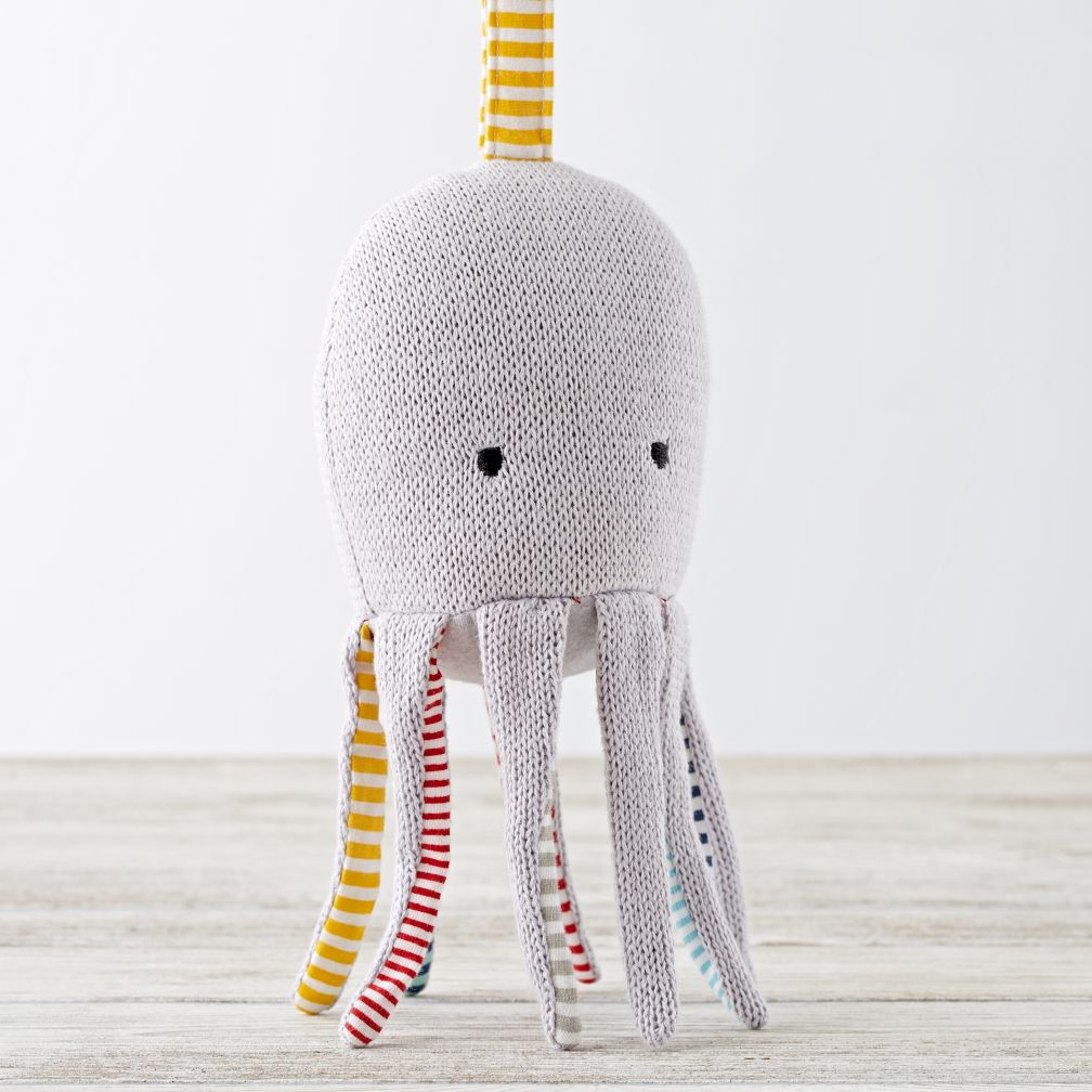 Octo-Rattle (Grey)