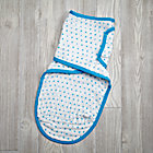 aden + anais Blue Easy Swaddle