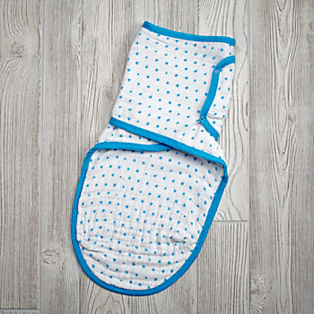 Star Easy Swaddle (Blue)