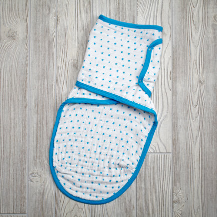 Blue Star Easy Swaddle