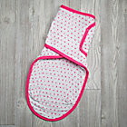 Pink Star Easy Swaddle