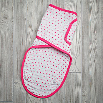 Star Easy Swaddle (Pink)