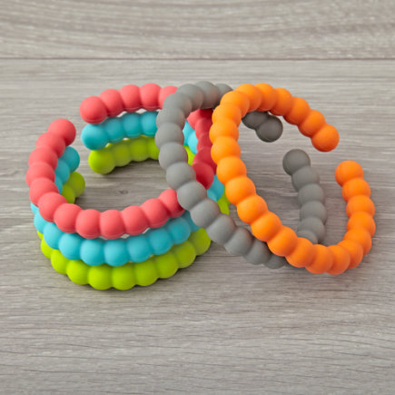 - Chewbeads Baby Silicone Links
