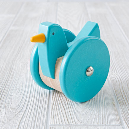 Wobbly Chicken Baby Toy - Wobbly Chicken