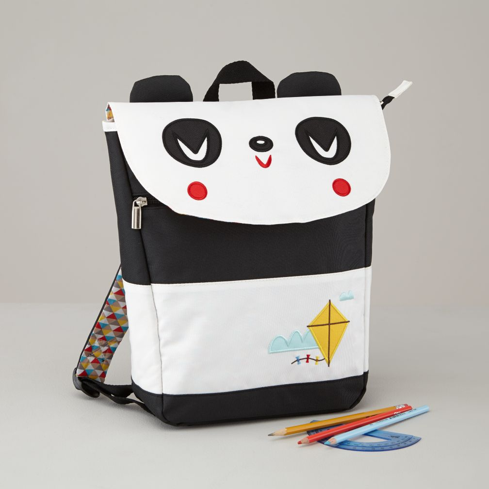 Teacher's Pet Backpack (Panda)