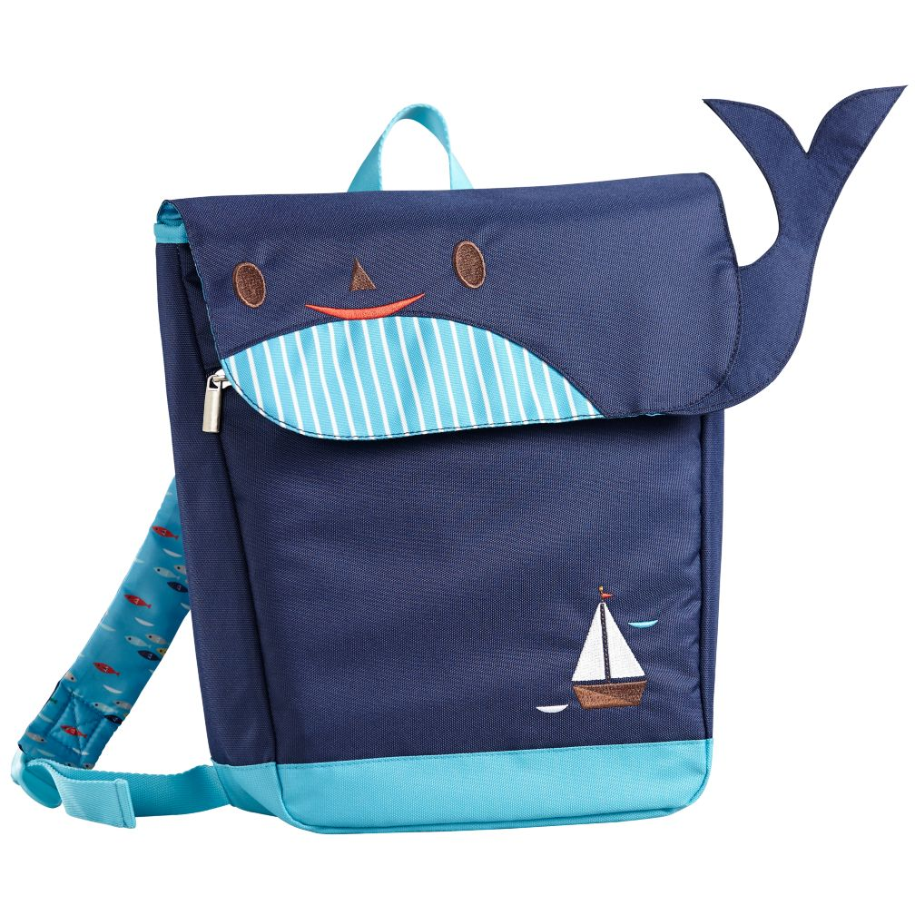 Teacher's Pet Backpack (Whale)