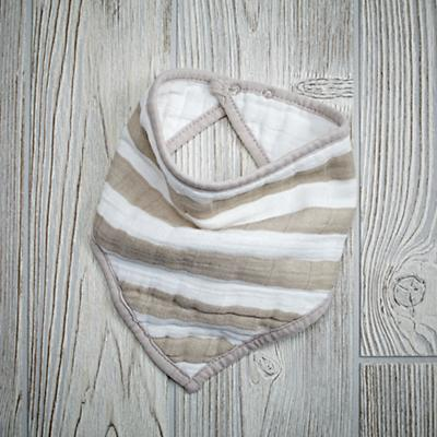 Bandana_Bib_Grey_Stripe
