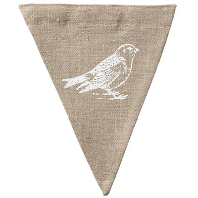 Bird Achievement Banner Flag