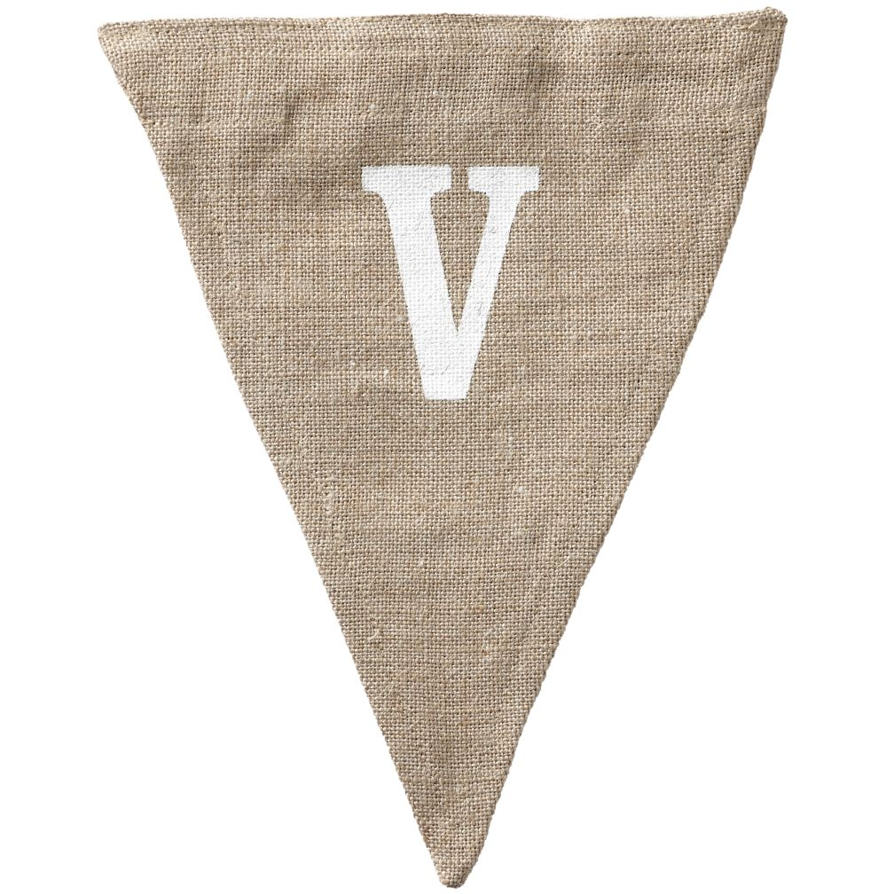 V Achievement Banner Flag