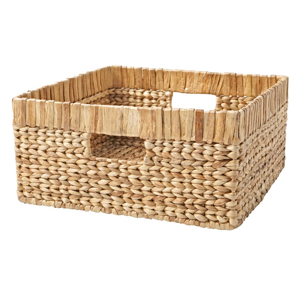 Wonderful Wicker Natural Large Changing Table Basket