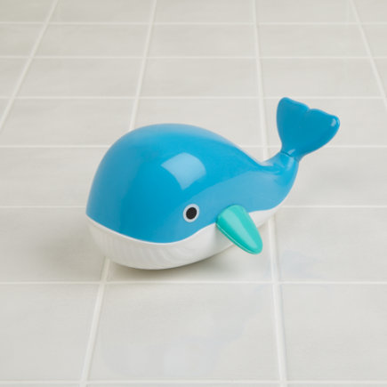 Whale Bath Toy - Blue Whale Bath Toy