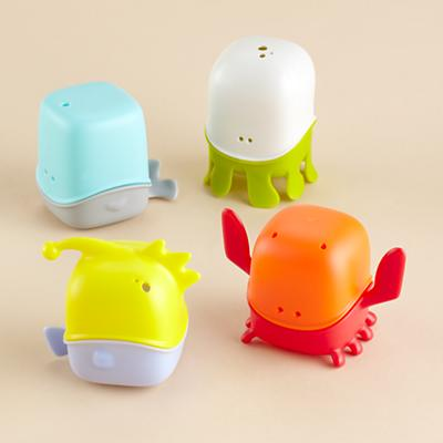 Splash Pack Bath Toys (Set of 4)