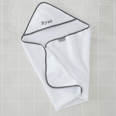Fresh Start Hooded Towels (Grey)